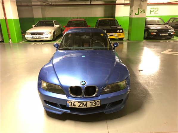 1998 model, BMW Z3 M Roadster<br/>3200 cm³ - 94.400 km